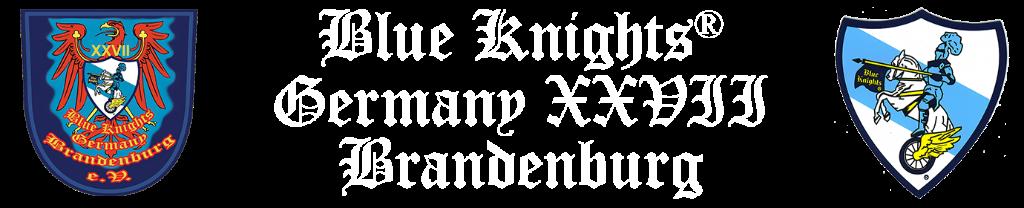Blue Knights Germany XXVII Brandenburg e.V.
